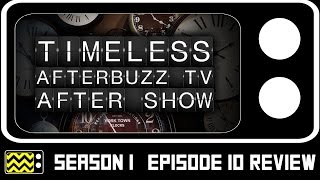 Timeless Season 1 Episode 10 Review w/ Malcolm Barrett | AfterBuzz TV