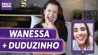 Pegando o Primo| Duduzinho + Wanessa Camargo | Fernanda Souza | ConFêssionário | Humor Multishow