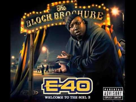 E-40 ft. Kendrick Lamar x Droop-E - Catch A Fade [Thizzler.com]