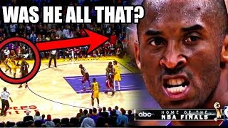 How CLUTCH Was Kobe Bryant Exactly? (Ft. NBA Playoffs, Kawhi, Game Winners, A Lot of Shots)