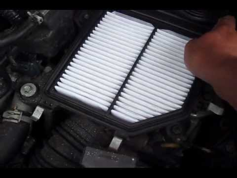 air filter box removal honda civic 2007 youtube. Black Bedroom Furniture Sets. Home Design Ideas