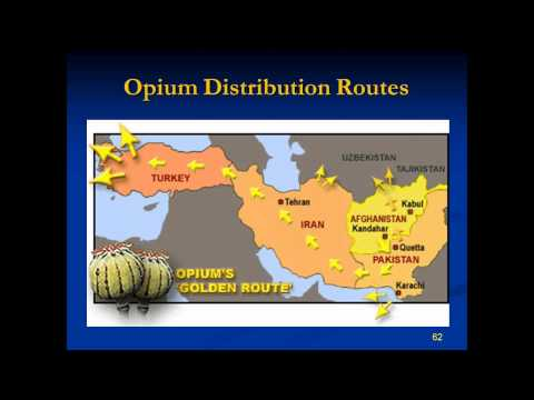 Opium Use and Mortality:  SAPHIR'S Webinar Lecture Series