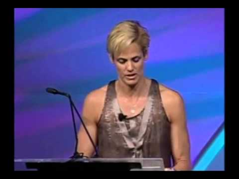 Dara Torres: Gold Medal Swimming Champion And Inspiration