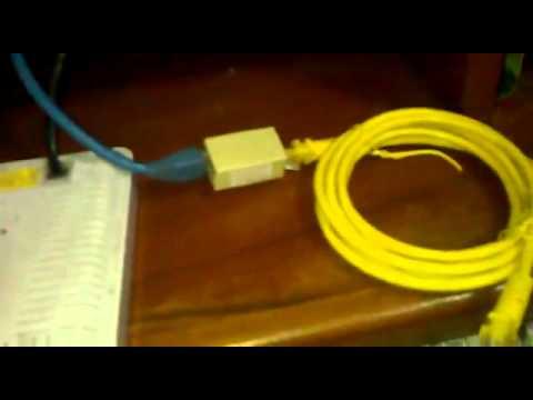 Роутер не видит сетевой кабель - YouTube
