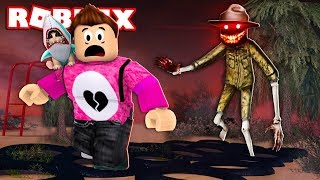 ROBLOX CAMPING 20 💀 ? I am the MONSTRUO !