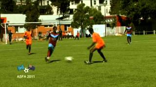 ASFA - Australian Somali Football Championships 2011 - Official Version