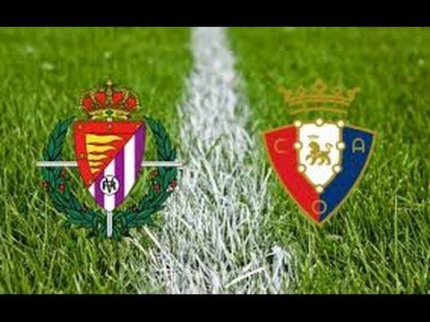 Real Valladolid vs Osasuna