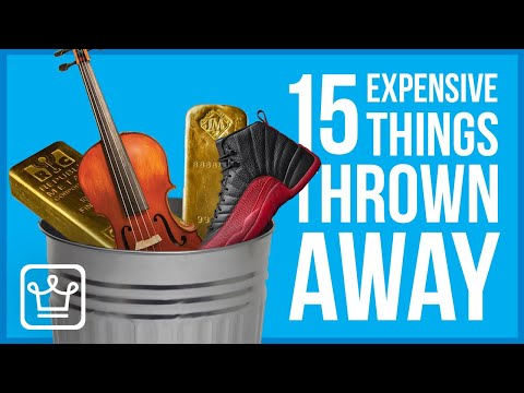 most-expensive-things-ever-thrown-away