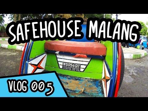 Malang SafeHouse (VLOG)
