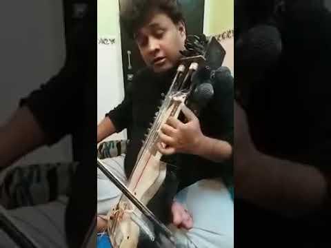Tum bin jaau kahan-  ustad dilshad khan on sarangi