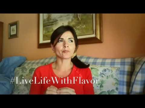Live Life With Flavor Day 2 Tell Them You Love Them Daily