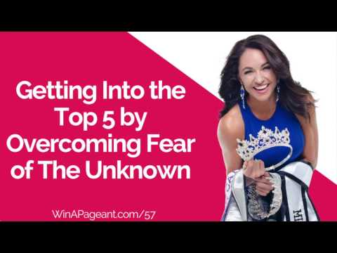 Getting Into the Top 5 by Overcoming Fear of The Unknown  (Episode 57)