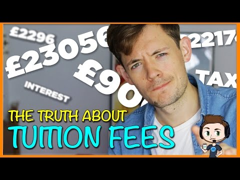 The Truth about Tuition Fees | VLOG RANT