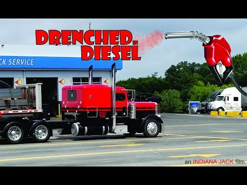 Drenched in Diesel