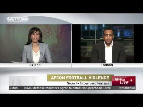 Abdul Musa Interview on Football Violence