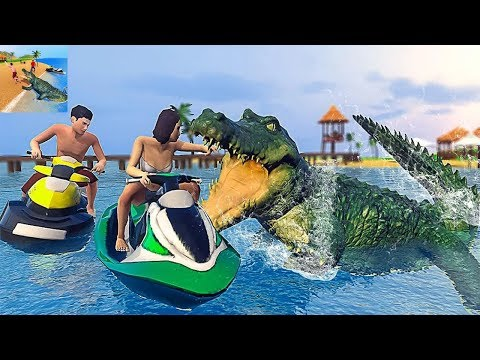 CROCODILE SIMULATOR 2019 - Walkthrough Gameplay - INTRO (iOS Android)