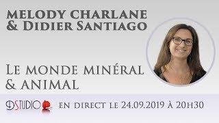 Mélody Charlane - Le monde Minéral & Animal 24.09.2019