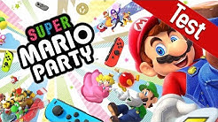 Super Mario Party im Test/Review: Lauwarme Switch-Gefechte