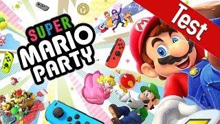 Super Mario Party im Test/Review: Lauwarme Switch-Gefechte