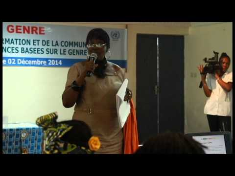 Gender Café 6 in Douala, Cameroon