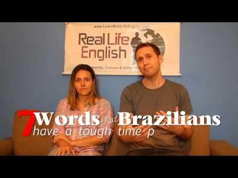 Top 7 Brazilian Pronunciation Errors - Company Names