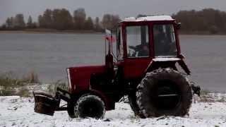 рассказ Т 25 трактор