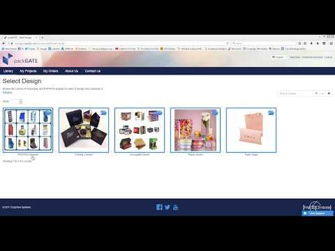 packGATE e-commerce packaging solution