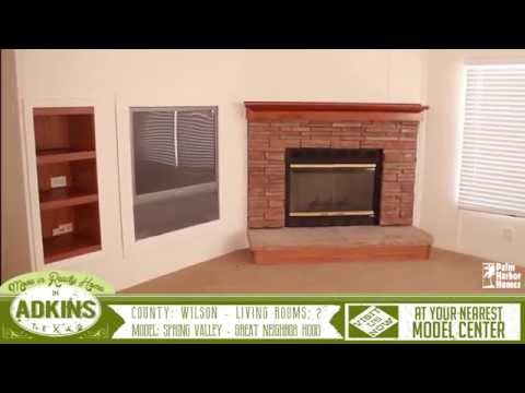 Top Move in Ready Virtual Tour Home Videos in Adkins, Texas Mortgages