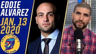 Eddie Alvarez: Donald Cerrone needs to start fast vs. Conor McGregor | Ariel Helwani's MMA Show