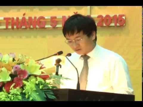 Lễ tuyên dương khen thưởng học sinh giỏi năm học 2014 2015