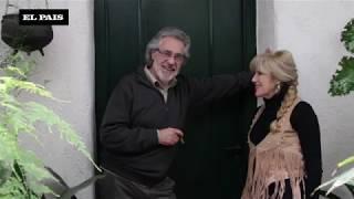 Qué espacio ocupa la música en la casa de Washington Carrasco y Cristina Fernández