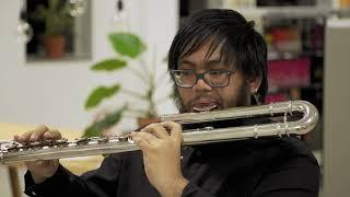 Cultuur@home - Jef Coomans (fluitist)