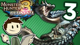 The Animation of Monster Hunter 3 Ultimate - #3 - More Monsters!
