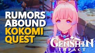 Rumors Abound Genshin Impact