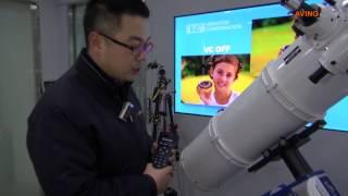 [영상] 썬포토, 천체망원경용 멀티마운트 'LX…