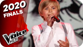 Leonard Cohen - Hallelujah (Phil) | The Voice Kids 2020 | FINALE