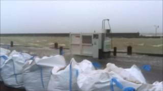 Stormvejret i vesthimmerland 27-11-2011