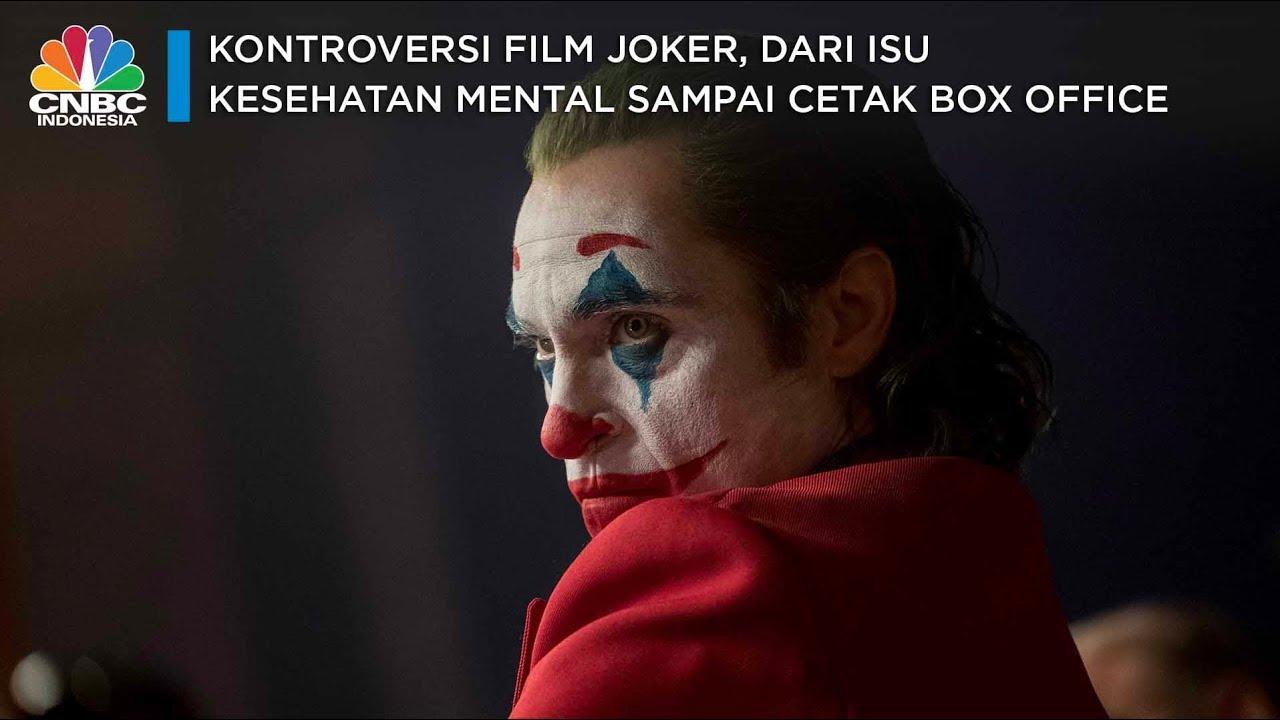 Film Joker 2019 Jadi Kontroversi Mampukah Tembus Box Office
