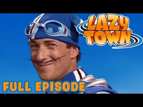 LazyTown I LazyTown's New SuperHero I Season 1 Full Episode
