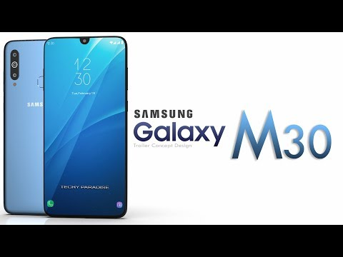 Samsung Galaxy M30 2019 Trailer Concept Design Official Introduction !