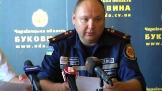 На Буковині кількість пожеж збільшилась  на 46,3%