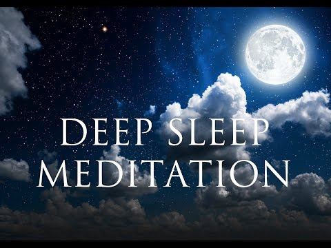 Deep Sleep Talkdown ➤ Guided Meditation With The Best 432Hz Relaxation Music - Delta Binaural Beat