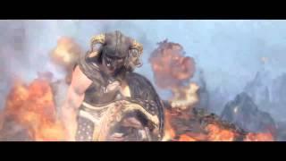 Скайрим(Официальный трейлер)