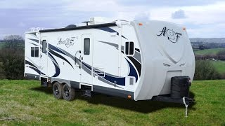 New Instant Video Play U0026gt; 2005 Northwood Arctic Fox 25u0026#39; Travel Trailer