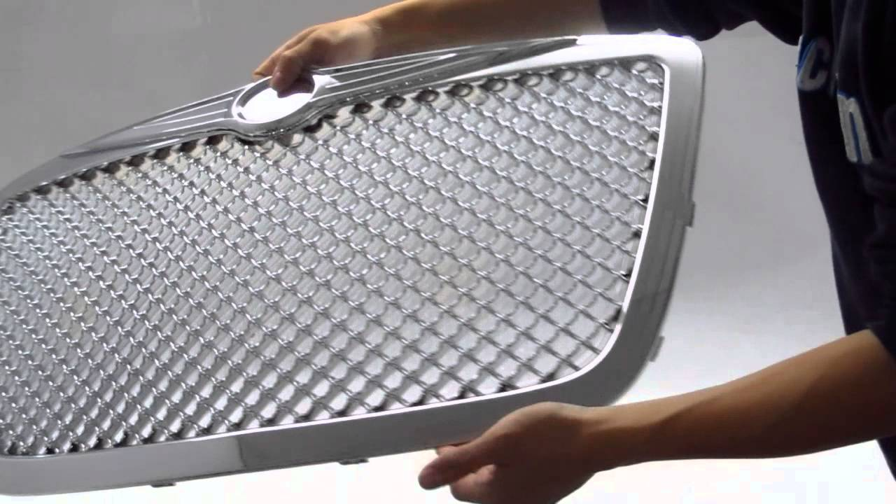 for watch chrysler bentley what grill not diesel video review a car