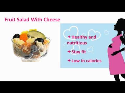 12 Healthy Snacks During Pregnancy
