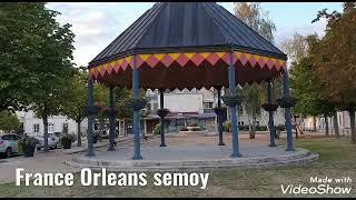 Visite de Semoy/Loiret/France