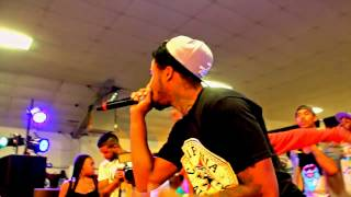 Sage The Gemini 2013 H.D Summer Jam Performance