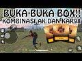 BUKA BUKA BOX YUKK + KOMBINASI AK DAN KAR98 :(