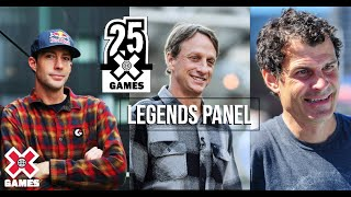 X GAMES LEGENDS PANEL: 25 Years of X | World of X Games